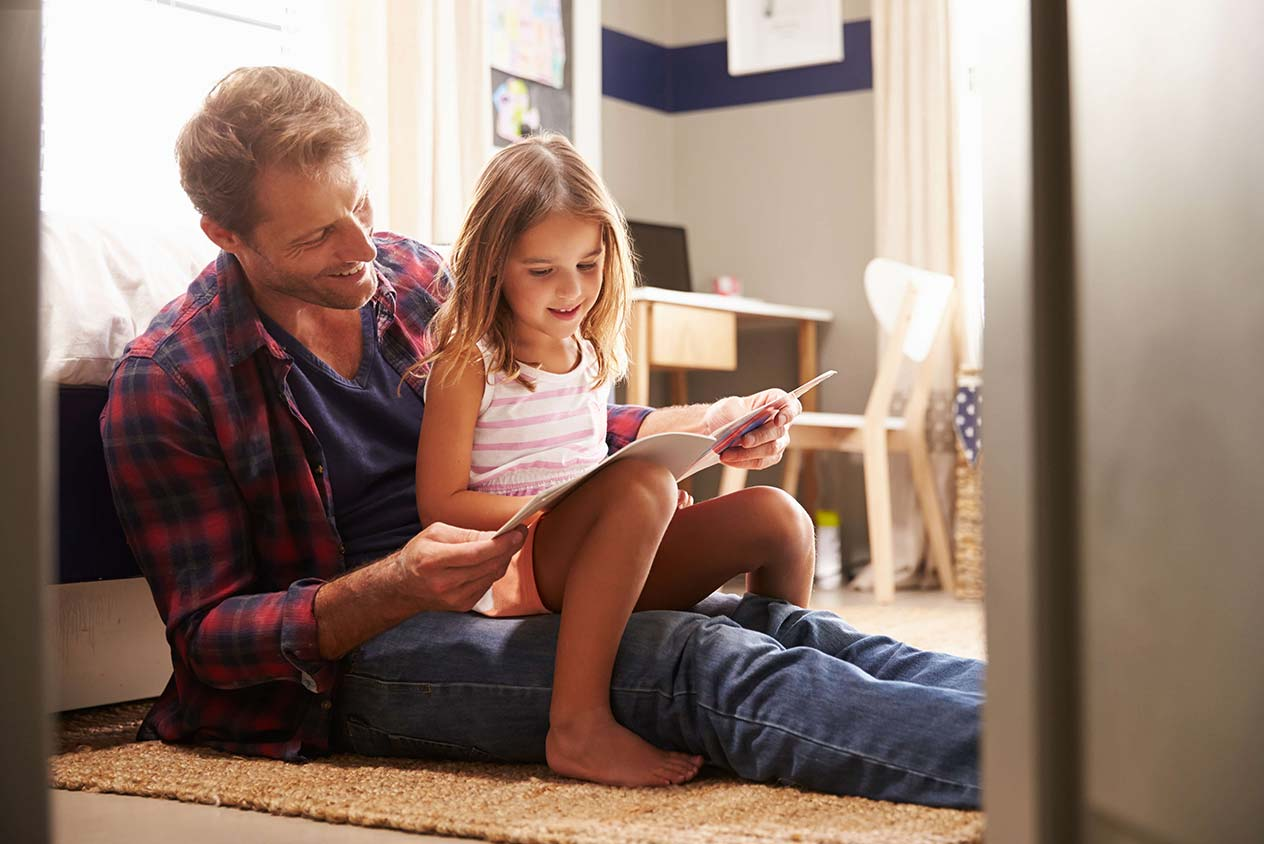 Do. Save. Learn. Tips for Parents with Children 5 to 7 Years Old
