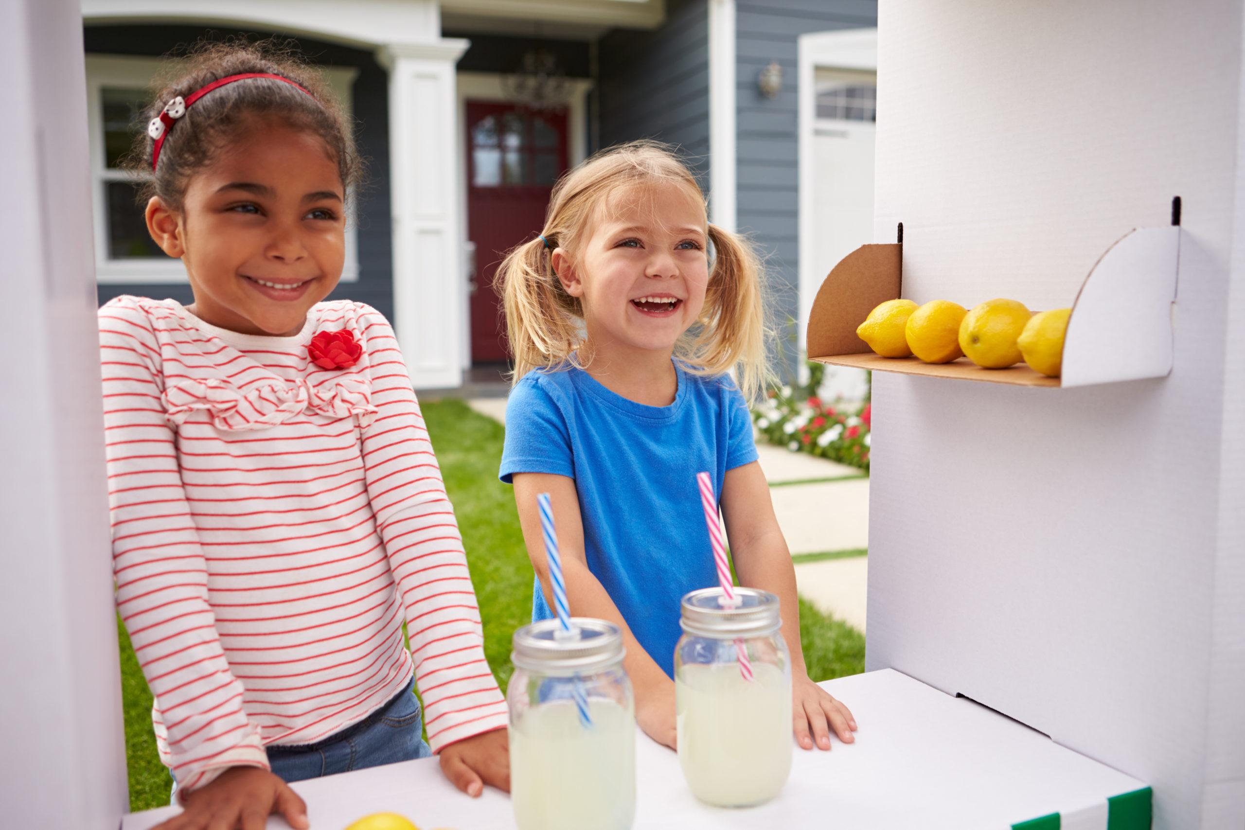 Three Fun Summer Activities that Teach Kids about Entrepreneurship